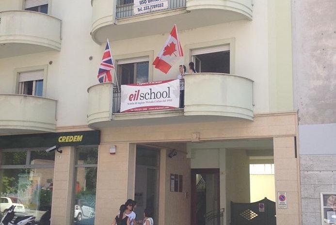 english school cassino