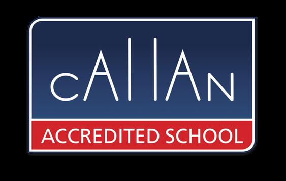 Callan accredited school