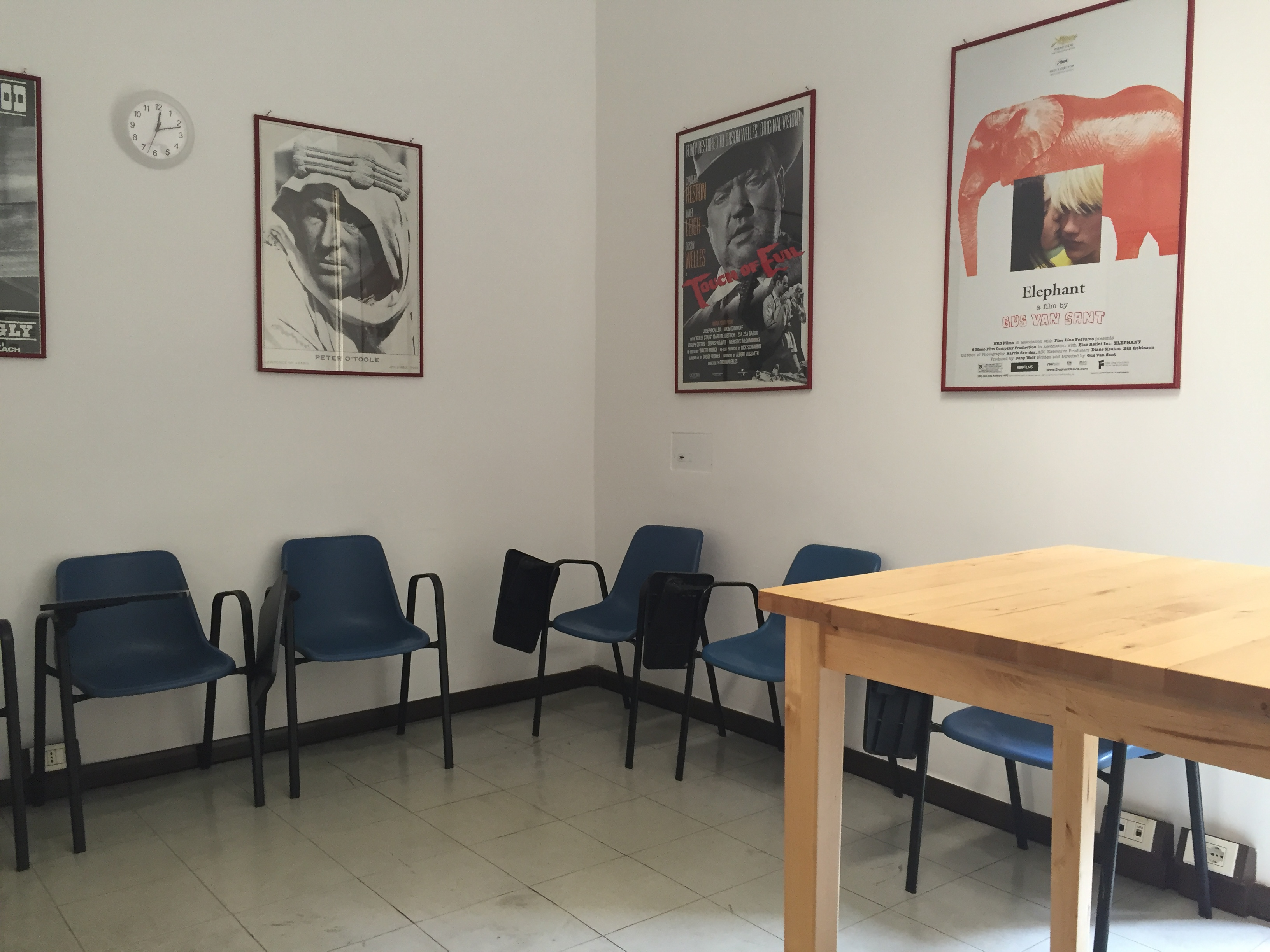 English school Porta Pia